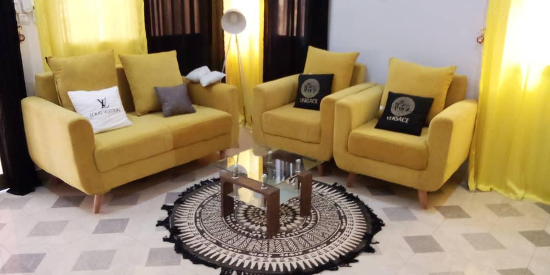 Une belle villa en location située à somgandé à quelques 50 mètres de l'hôtel Silmandé