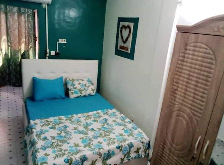 Un appartement meublé à 5 minutes de l'hôtel Silmandé